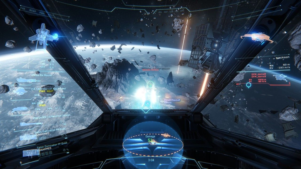 Star Citizen : Sa version d'essai disponible !
