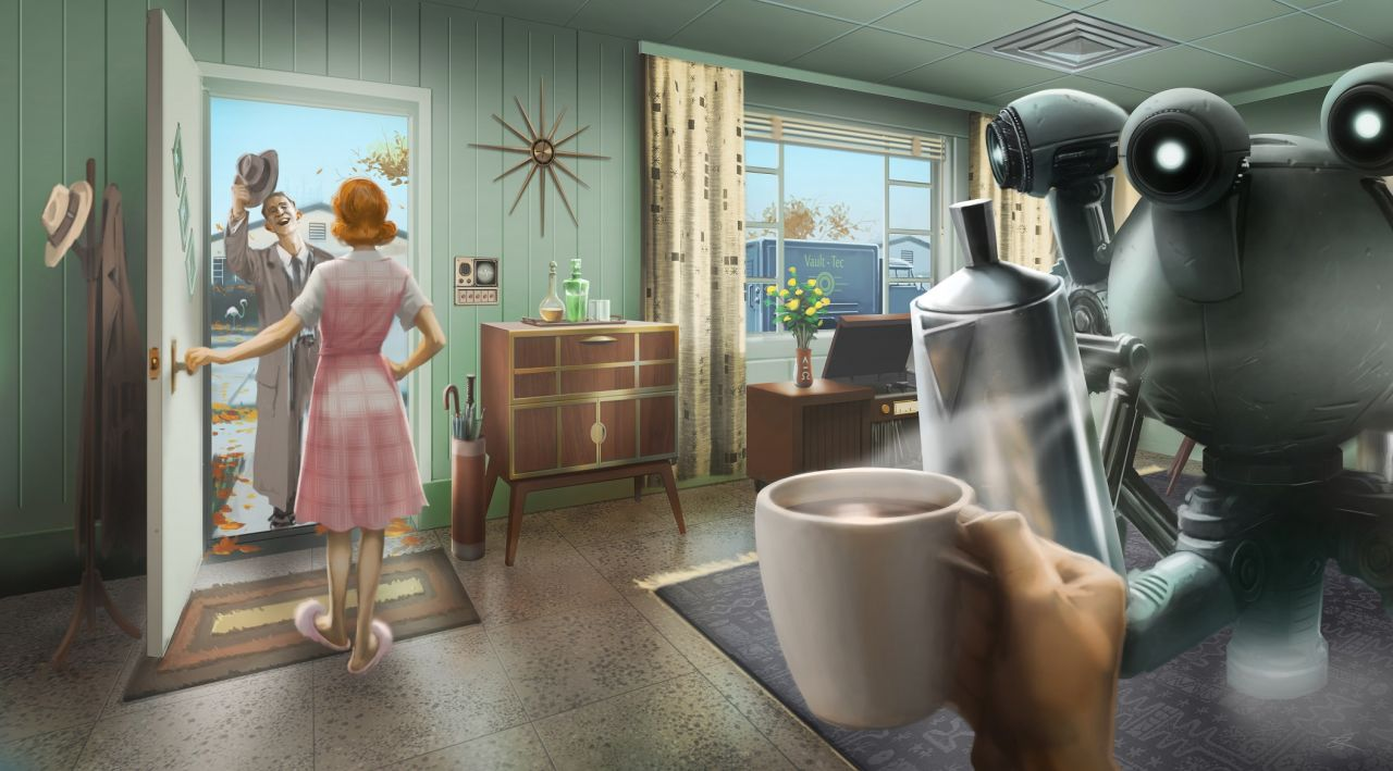 Fallout 4 : 1,2 millions de copies vendues sur Steam en une journée