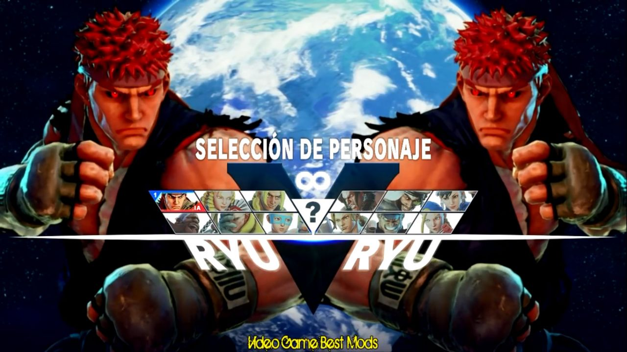 Street Fighter 5 : Les mods arrivent