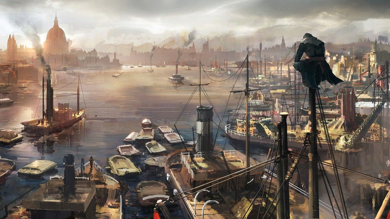 Assassin's Creed Syndicate : La bande annonce de lancement PC