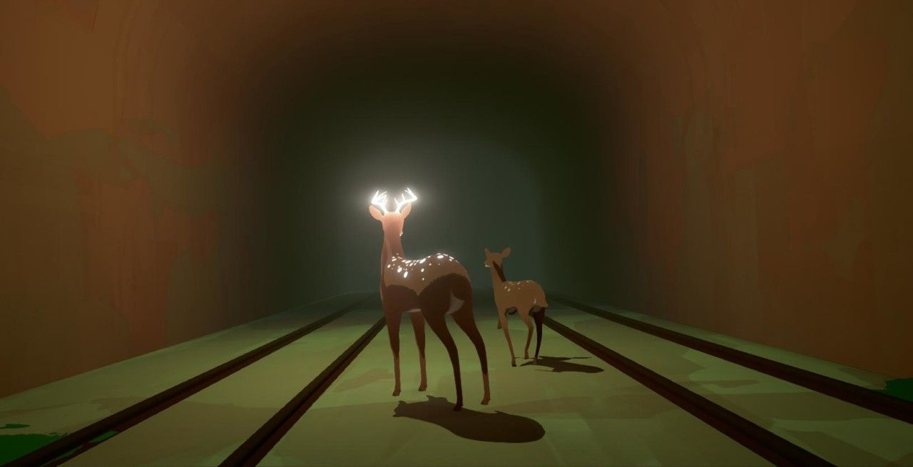 Way to the Woods : Des images diffusées par la Team17