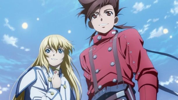 Tales of Symphonia HD : Trailer de lancement PC