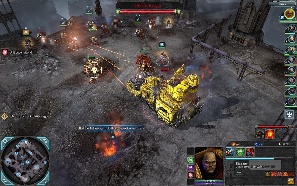 Warhammer 40 000 : Dawn of War III