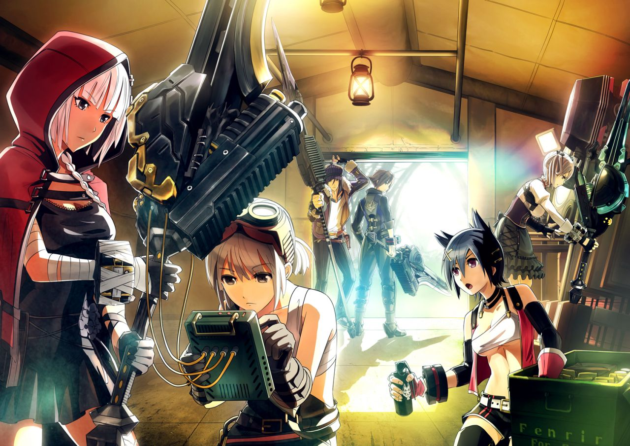 God Eater 2 Rage Burst : Du 60 FPS sur PC