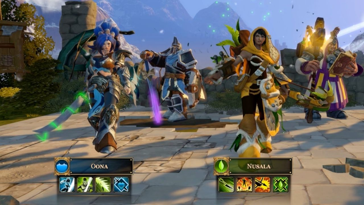 Champions Of Anteria : Trailer de lancement