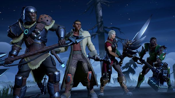 Dauntless : trailer d'annonce
