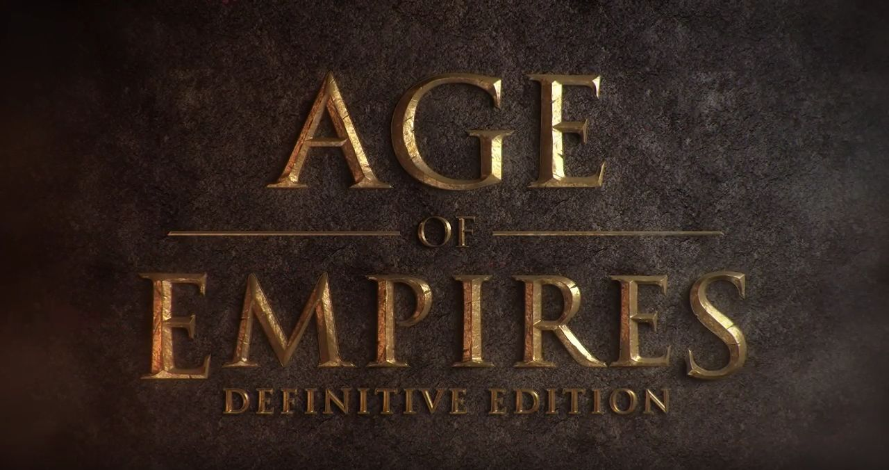 Age of Empires Definitive Edition : Trailer d'annonce