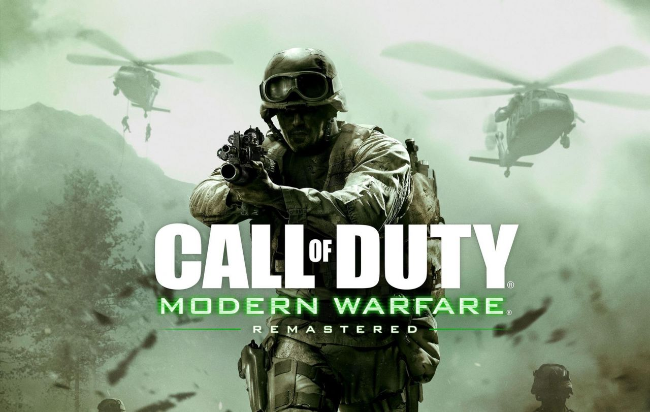 Call of Duty Modern Warfare Remastered : Enfin dispo en standalone sur PC