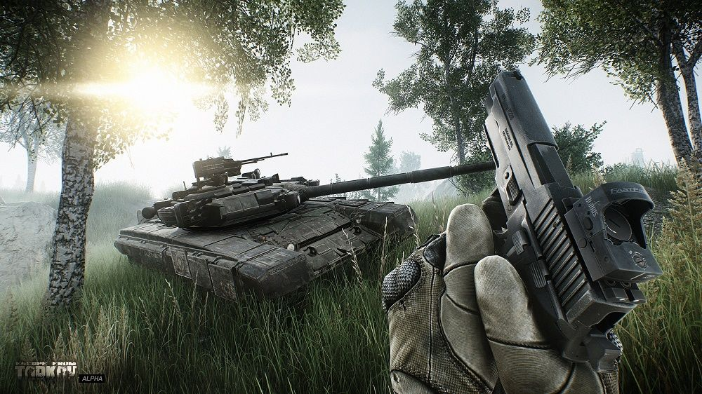 Escape from Tarkov : Annonce de l'ouverture de la Beta
