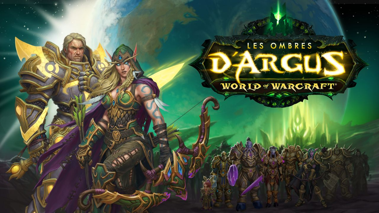 World of Warcraft : La mise à jour 7.3 désormais disponible
