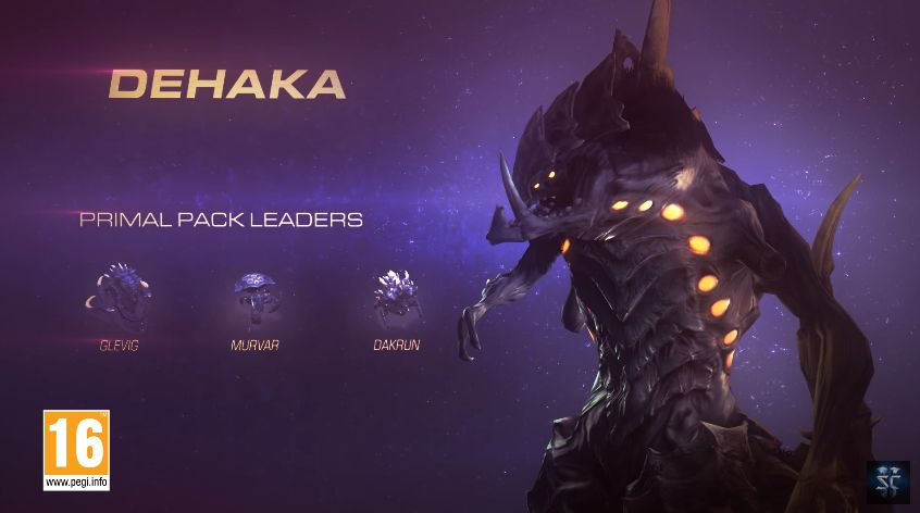 StarCraft II - Legacy of the Void :  Dehaka, le nouveau commandant en coop