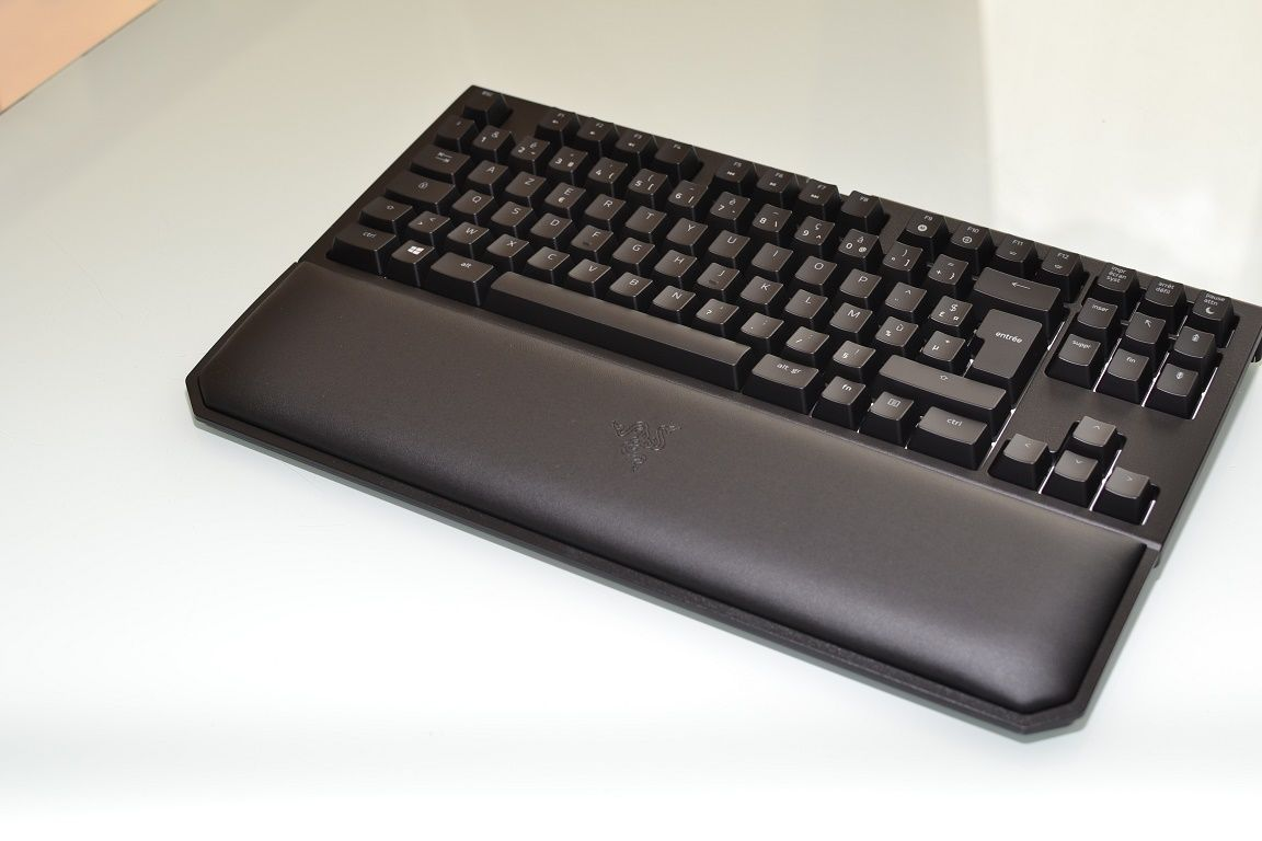 Clavier BlackWidow Tournament Edition Chroma V2 de RAZER