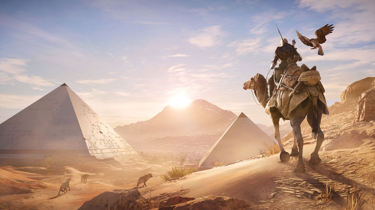 Assassin's Creed Origins : Ubisoft dévoile les specs PC
