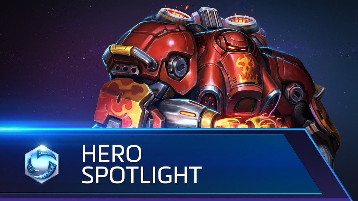 Heroes of the Storm : Kramer fait son entrée