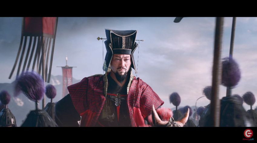 Total War Three Kingdoms : Trailer d'annonce