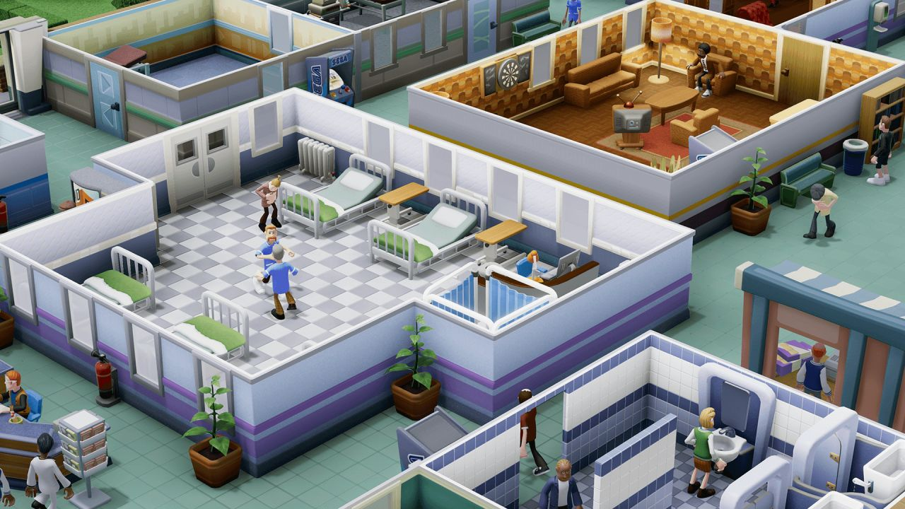 Sega annonce Two Point Hospital
