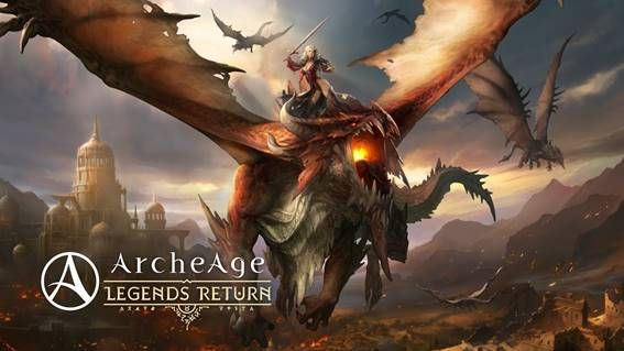 ArcheAge : 'Legends Return' est désormais disponible