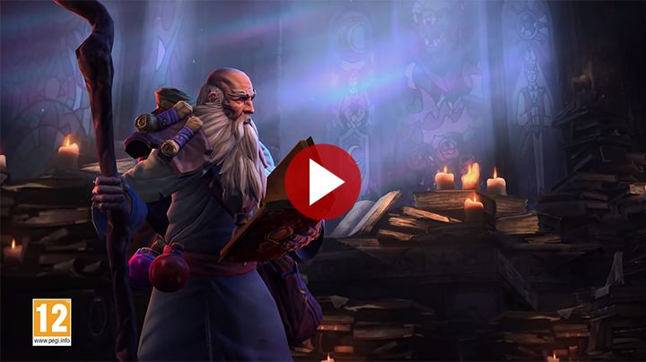 Heroes of the Storm : Deckard Cain est désormais disponible !