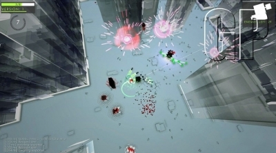 ATOMINE : un shooter redoutable
