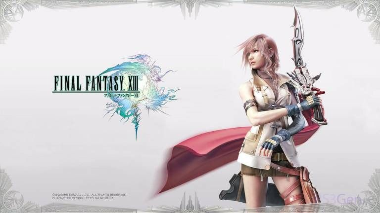 FF XIII : le collector en Europe