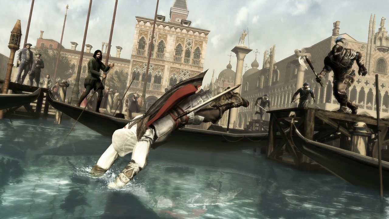 Assassin's Creed 2 : Le test !
