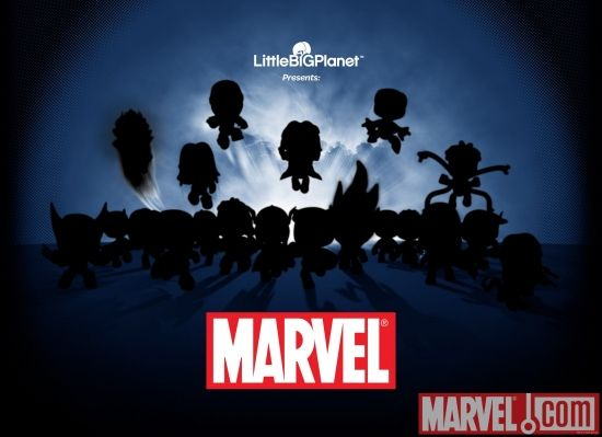 LittleBigPlanet : Costumes Marvel