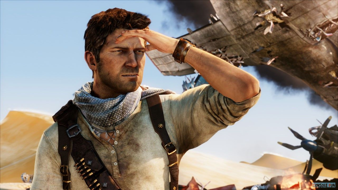 Uncharted 3 : les images & Trailer !