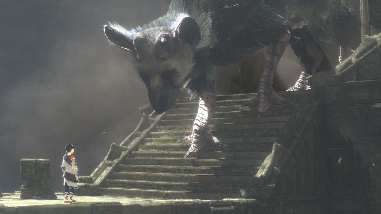 The Last Guardian : Futur absent du TGS 2011 ?