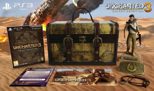 Uncharted 3 : La version Explorer !