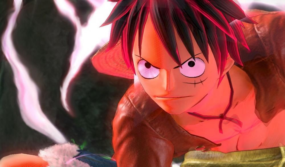 Du gameplay pour One Piece Pirate Musou