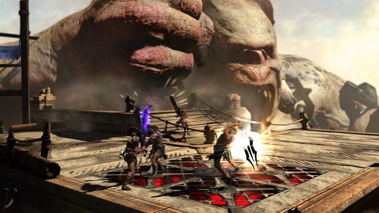 God of War Ascension : Une BETA multi
