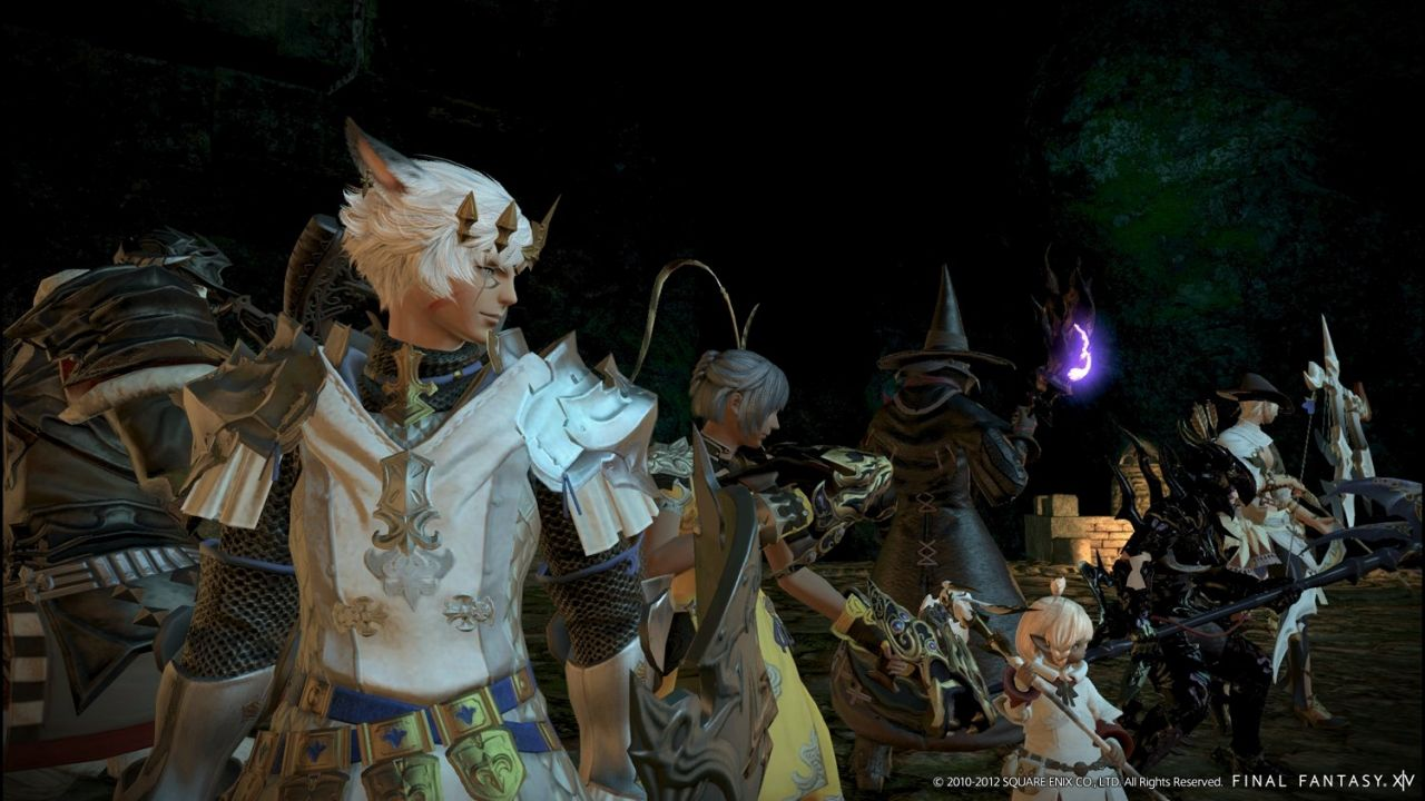 Final Fantasy XIV : Nouveau Trailer !