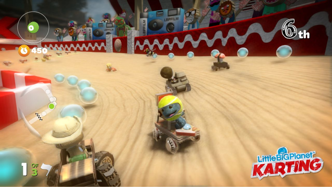LittleBigPlanet Karting : trailer de lancement