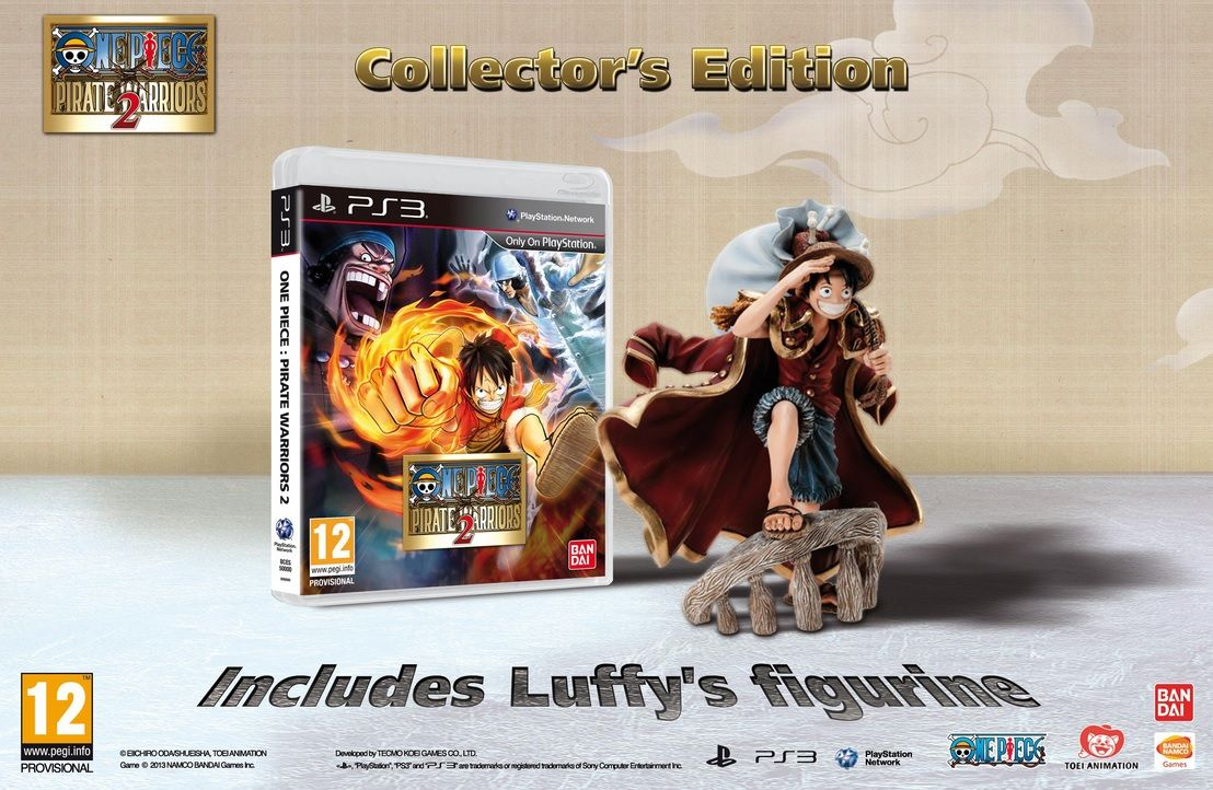 One Piece : Pirate Warriors 2 - Vidéo de l'édition collector