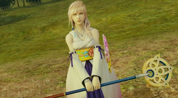Lightning Returns : Costume de Yuna en vidéo