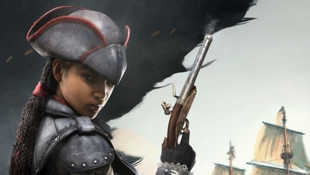 Assassin's Creed IV : Black Flag - Aveline