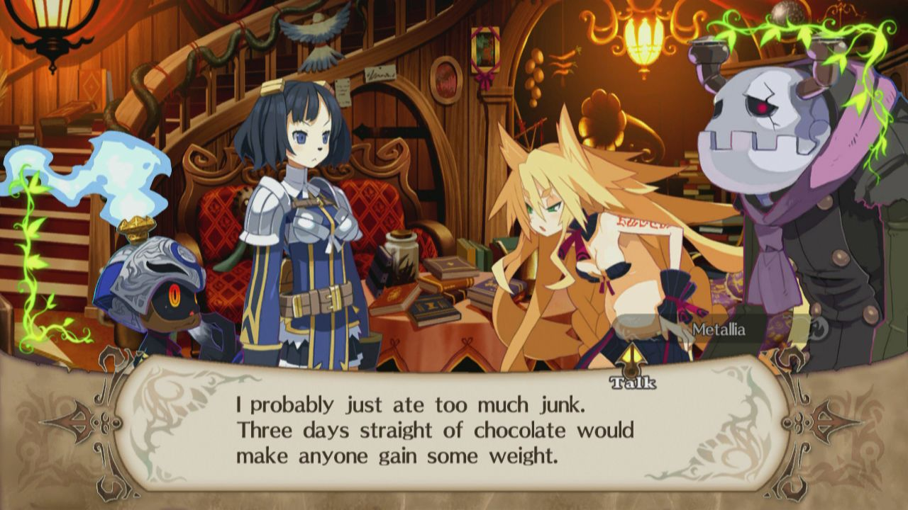 The Witch and the Hundred Knights : Une vidéo...
