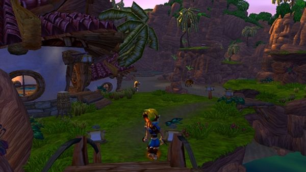 The Jak and Daxter Trilogy : Notre test classics HD