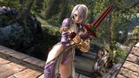 Soul Calibur Lost Swords: Ivy se dévoile