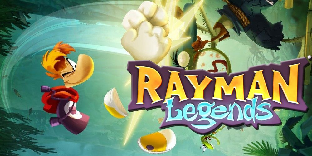 Test : Rayman Legends