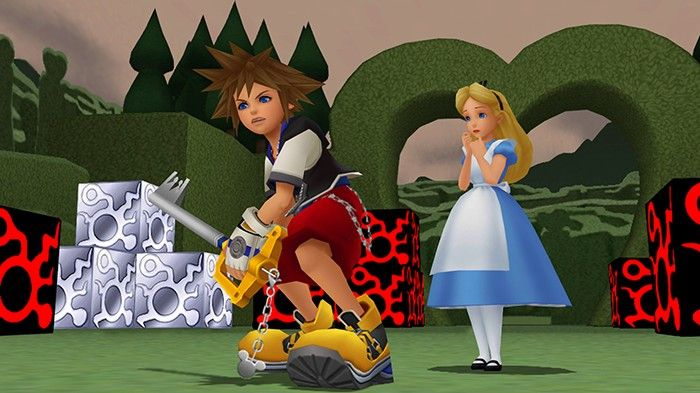 Kingdom Hearts 2.5 HD Remix : Une profusion d'images