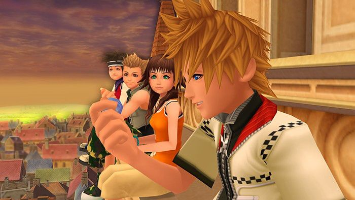 Kingdom Hearts 2.5 HD Remix : Tonne d'images