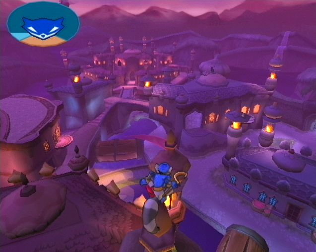 Sly 2 : Association de Voleurs
