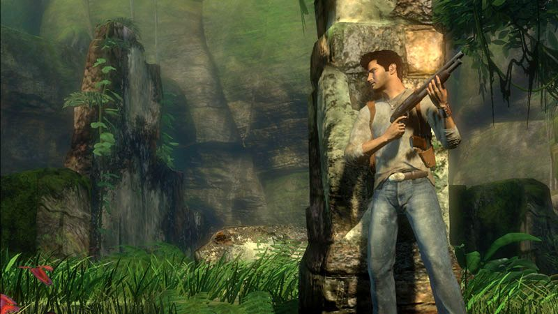 Test : Uncharted : Drake's Fortune