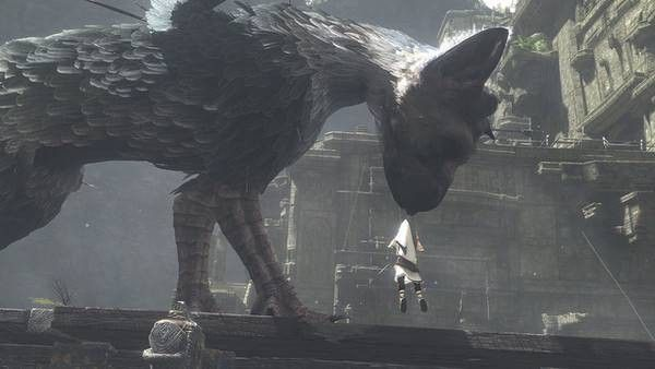 The Last Guardian : Toujours en course
