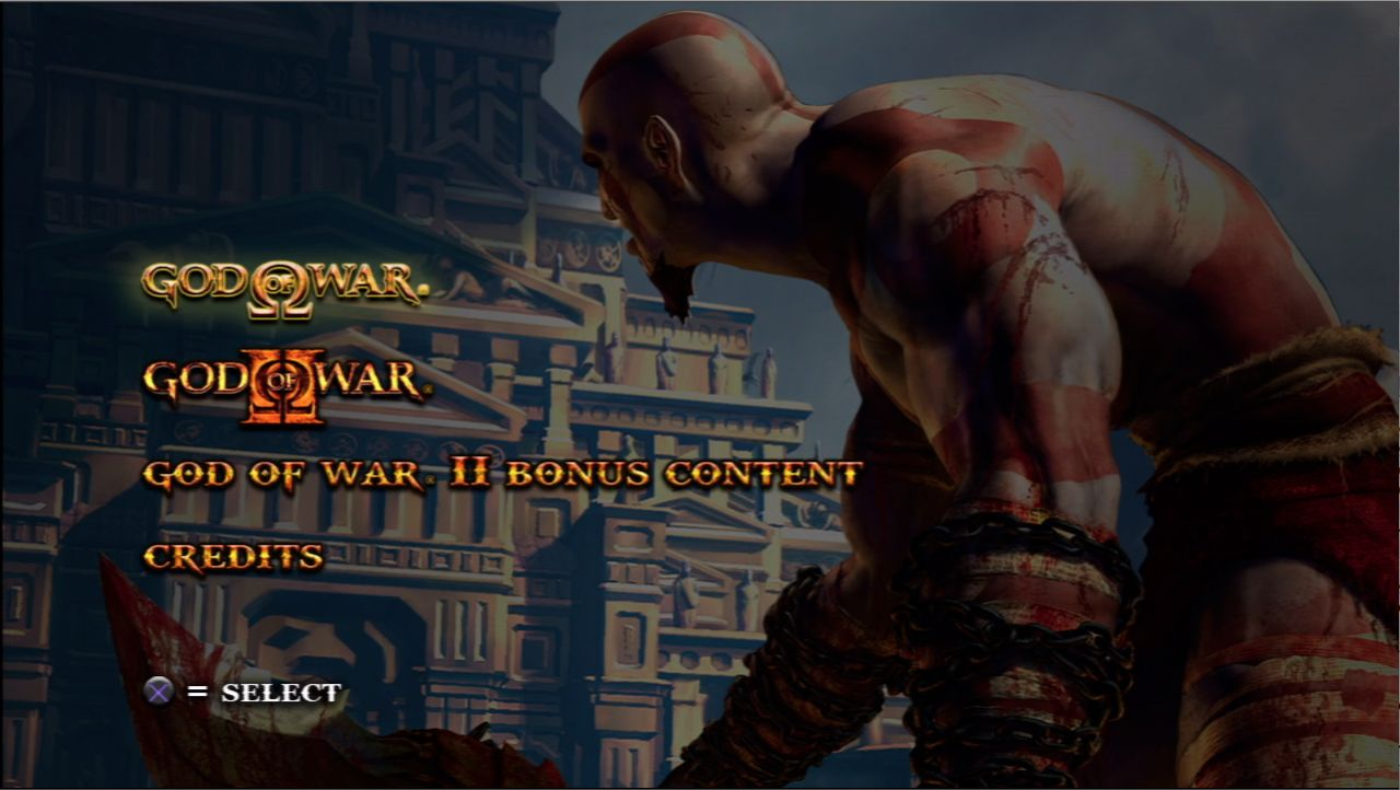 SpeedRun God of War 2