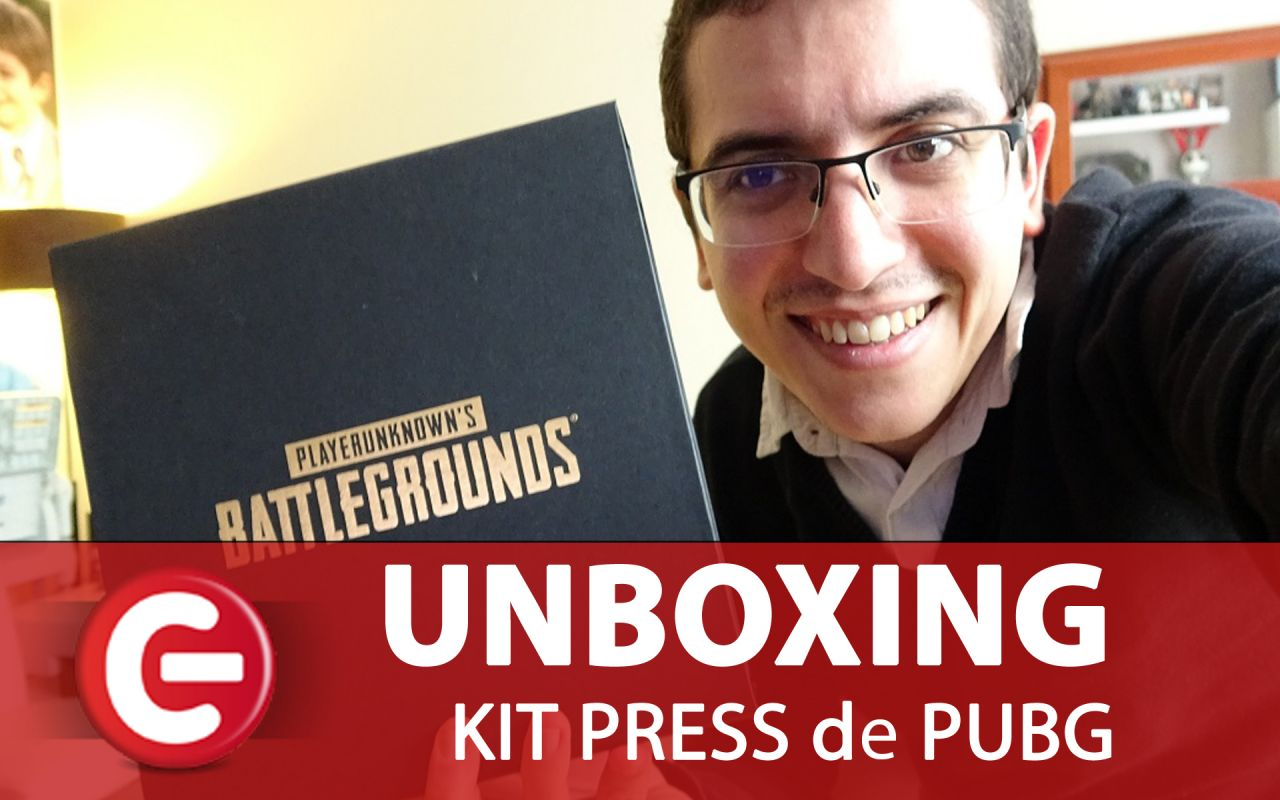 Unboxing : Le press kit de PlayerUnknown's Battlegrounds sur PS4