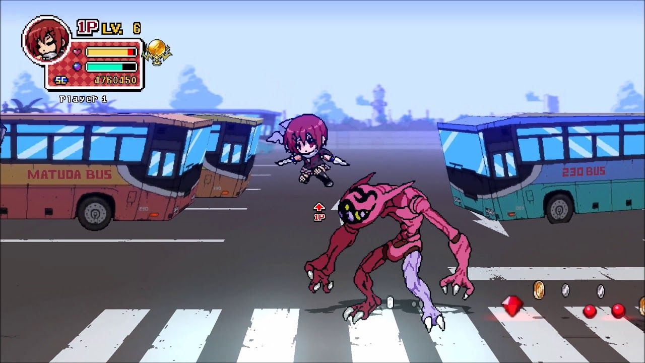 Phantom Breaker : Battle Grounds Overdrive