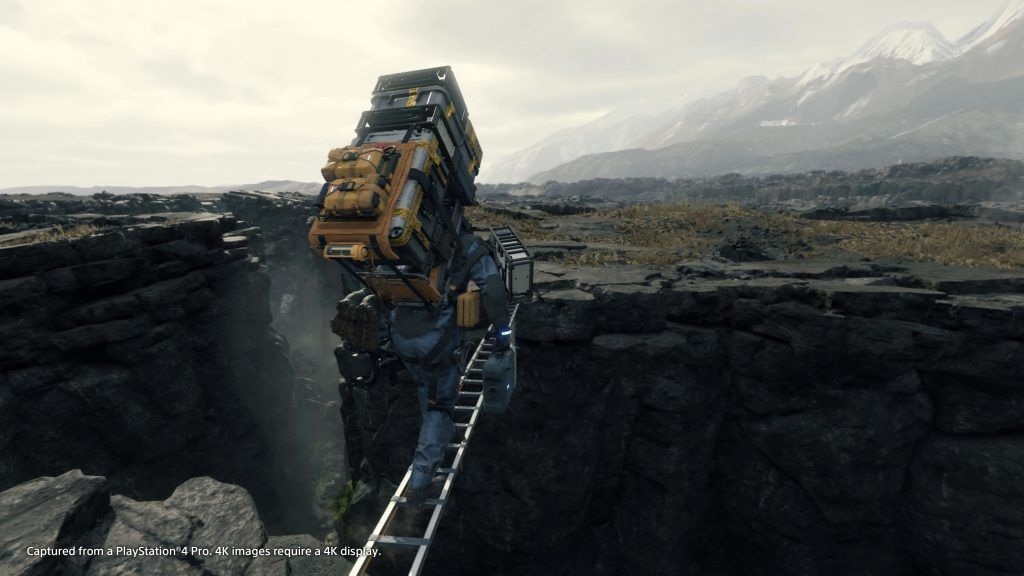 Death Stranding : Guerrilla Games a vu le jeu en action !