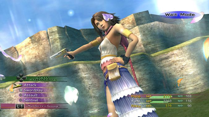 Final Fantasy X/X-2 HD